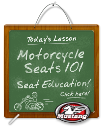 Motorcycle Seats 101